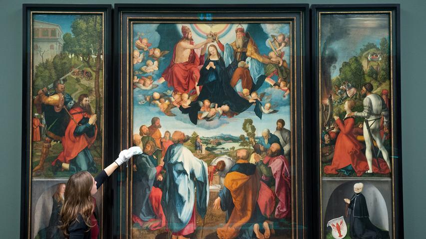 Nürnbergs berühmtester Künstler: Das Albrecht-Dürer-ABC
