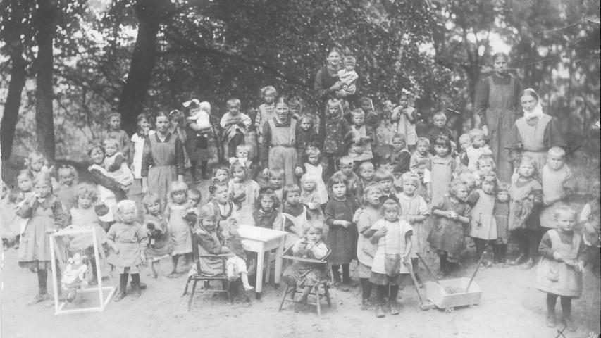 Mitte der 1920er Jahre zog in die ehemalige Malzfabrik der Kindergarten des Gemeinschaftsverbands Diakonissenmutterhaus Hensoltshöhe ein. Das Haus war nun nach der Stadt Silo benannt, die lange vor Jerusalem die Hauptstadt der  Israeliten war.