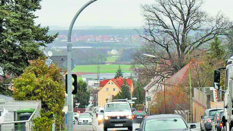 Das tägliche Bild in Cadolzburg.