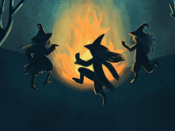 SamSon: Ach so! Walpurgisnacht