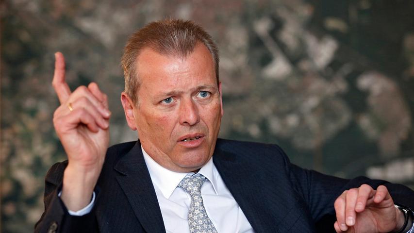 Nürnbergs damaliger Oberbürgermeister Ulrich Maly hatte sich im Interview mit den NN  für ein prominentes, noch brachliegendes Areal im Südosten der Stadt stark gemacht: