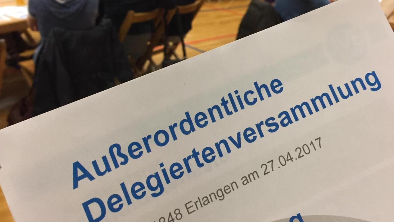 Alles neu beim Turnverein: Bei der ersten Delegiertenversammlung überhaupt wählten die Abteilungs-Vertreter den neuen Aufsichtsrat.