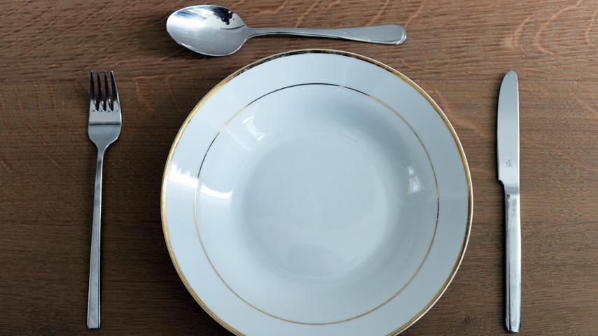 Viele Betroffene haben Appetitverlust oder Verdauungsbeschwerden.