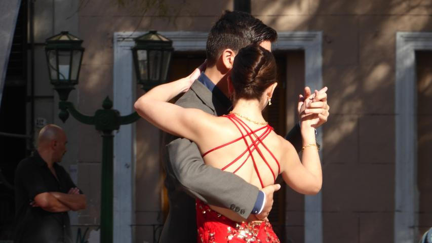 Alles Tango in Buenos Aires
