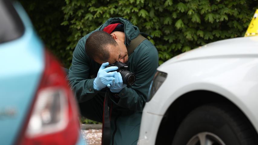 Brutaler Messerangriff in Neuendettelsau: 22-Jährige in Lebensgefahr