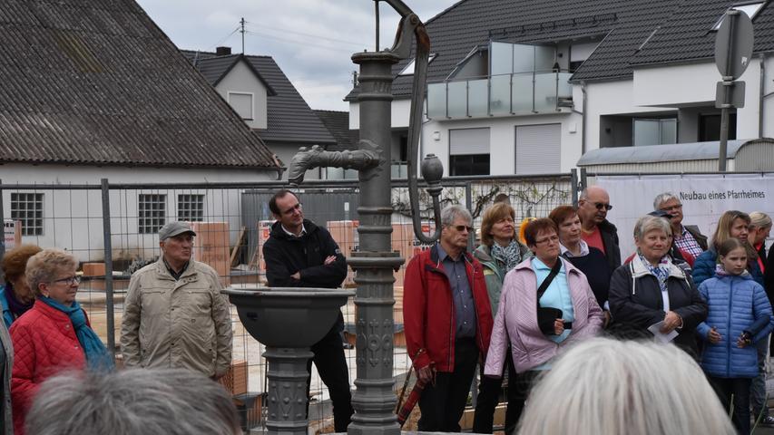 Zum 1000. Geburtstag: Ein historischer Rundgang durch Kersbach