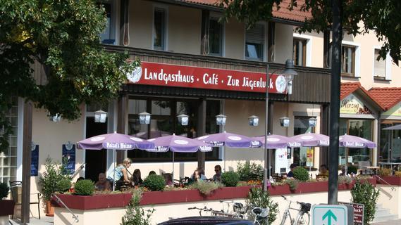 Landgasthaus - Cafe Zur Jägerluck