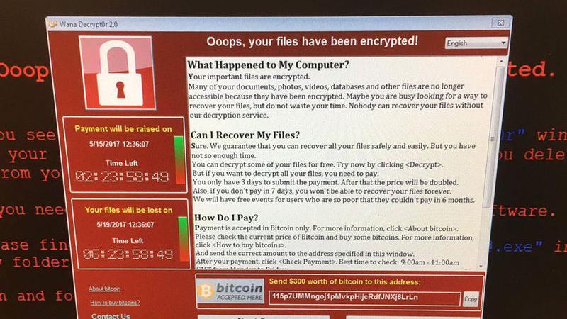 Die Cyber-Attacke von Freitag ist zwar gestoppt, aber Experten befürchten, dass die Angreifer nicht aufgeben werden.