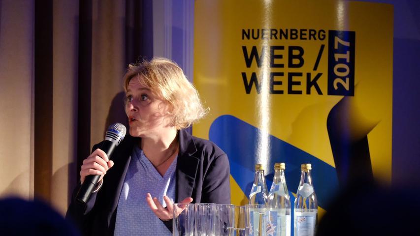Marion Grether, Direktorin des Museums für Kommunikation, rät dazu, seriöse Medien zu nutzen und die Quellen immer sorgfältig zu überprüfen.