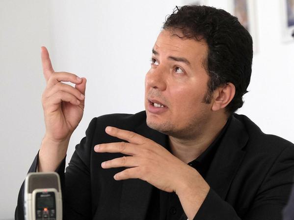 Hamed Abdel-Samad ist einer der profiliertesten Kritiker des Islam. 2013 warf er der ägyptischen Muslimbruderschaft