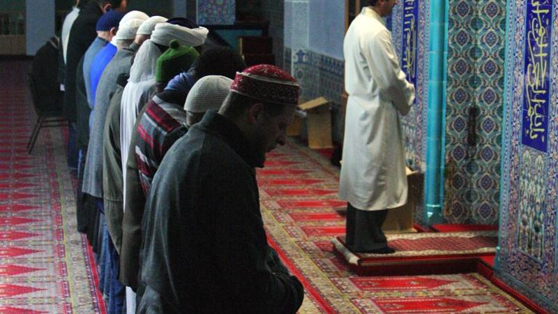 Muslime gehen
