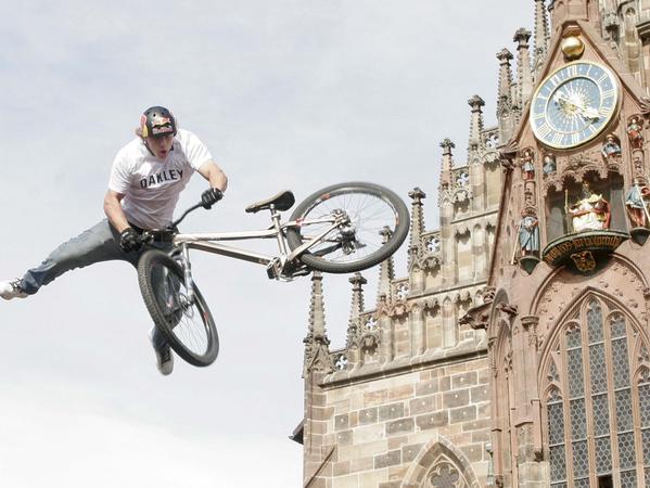 Am letzten Sommerferien-Wochenende kehrt nach fünf Jahren erneut der District Ride nach Nürnberg zurück.