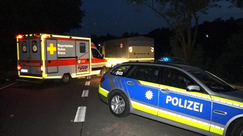 Arnschwang: Zwei Tote nach Geiselnahme in Asylheim
