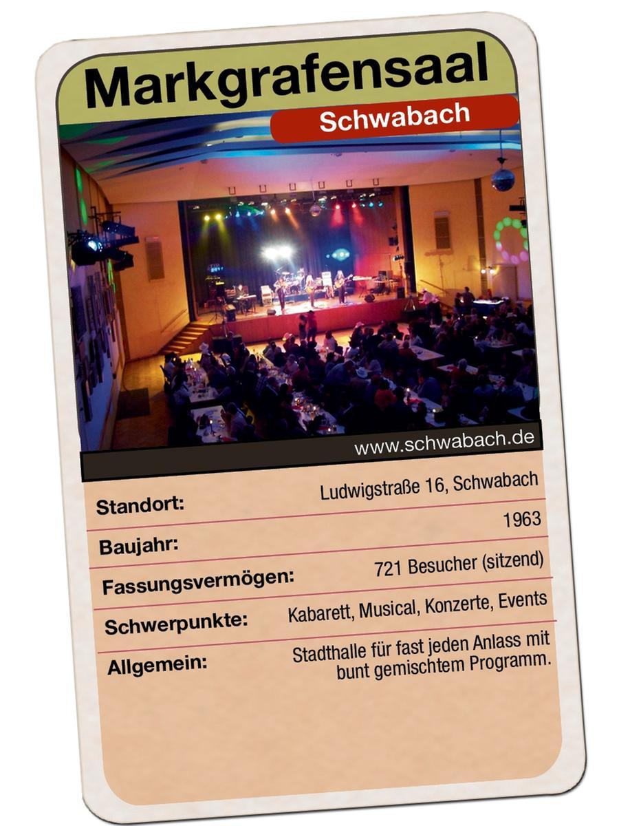 Markgrafensaal Schwabach