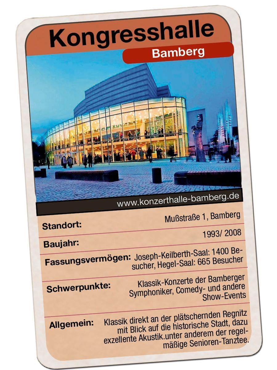 Kongresshalle Bamberg -