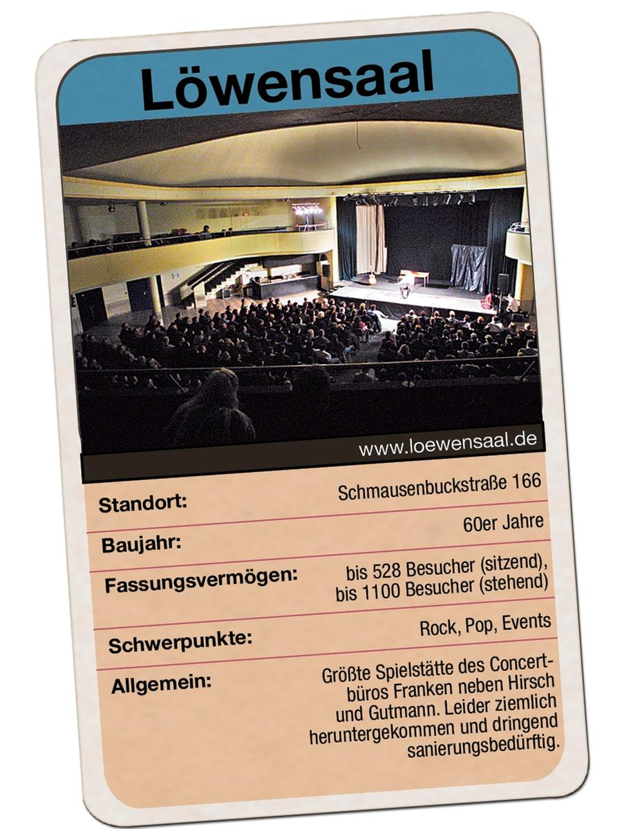 quartett karten der Konzerthallen in nuernberg fuer die Kultur Gestaltung: Bronislav Hava