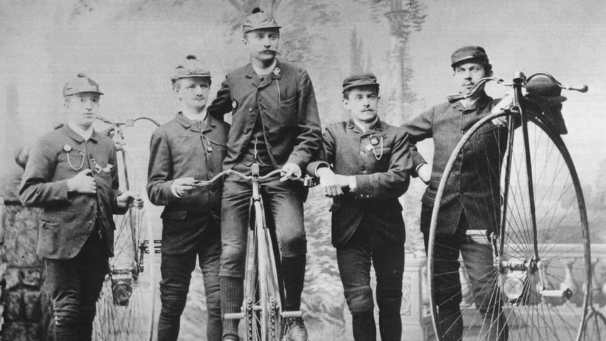 Drais sei Dank: Das Fahrrad feiert 200. Geburtstag