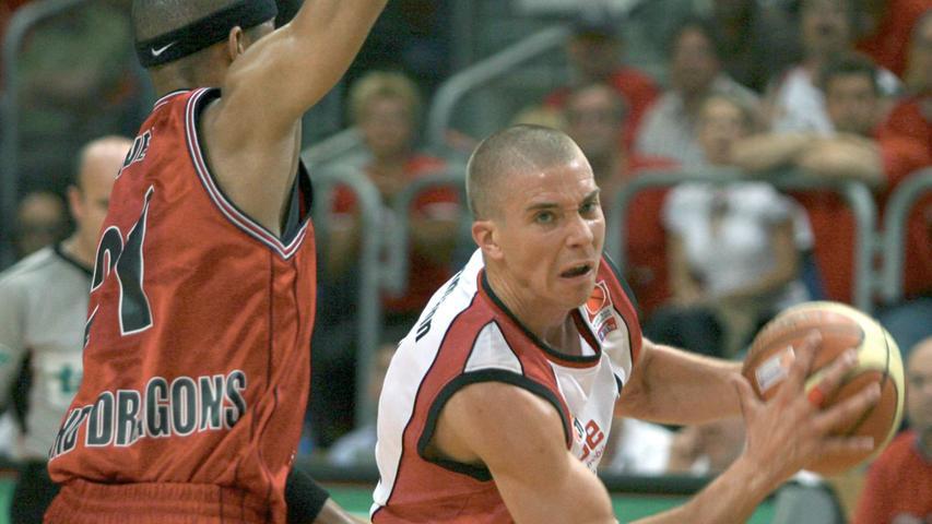 Einstiger Serienmeister Bamberg: Basketball-Dynastie made in Franken