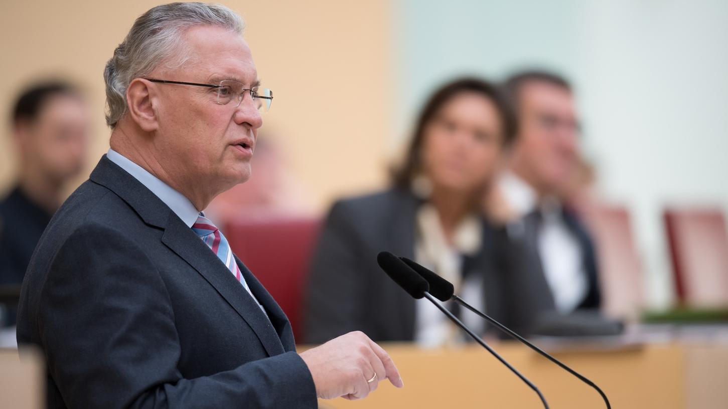 Der bayerische Innenminister Joachim Herrmann (CSU) sieht eine