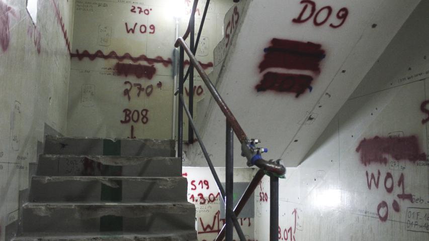 Würgassen: Rundgang durch ein leeres Kernkraftwerk