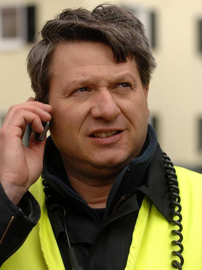 """""""Ich fühle mich betroffen"""": Feuerwehrchef Christian Gußner."""