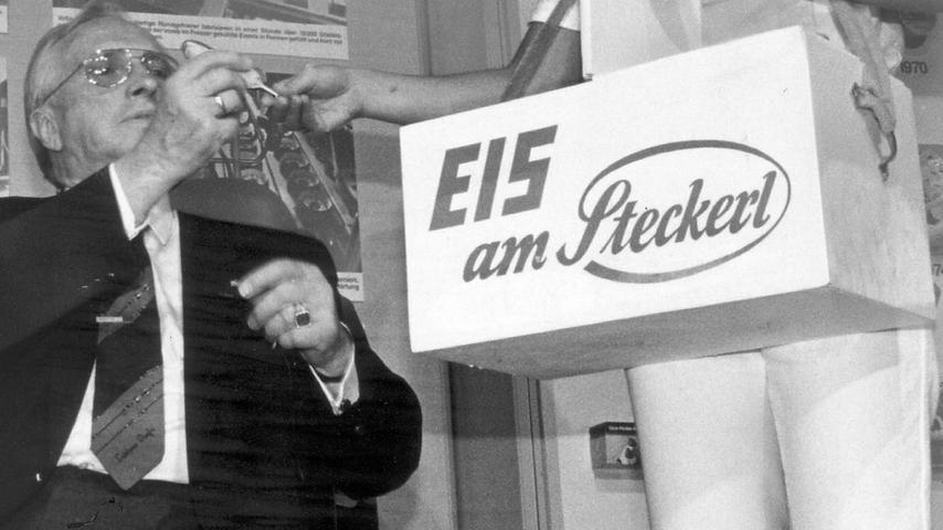 Schöller: Eine Nürnberger Firmengeschichte in Bildern
