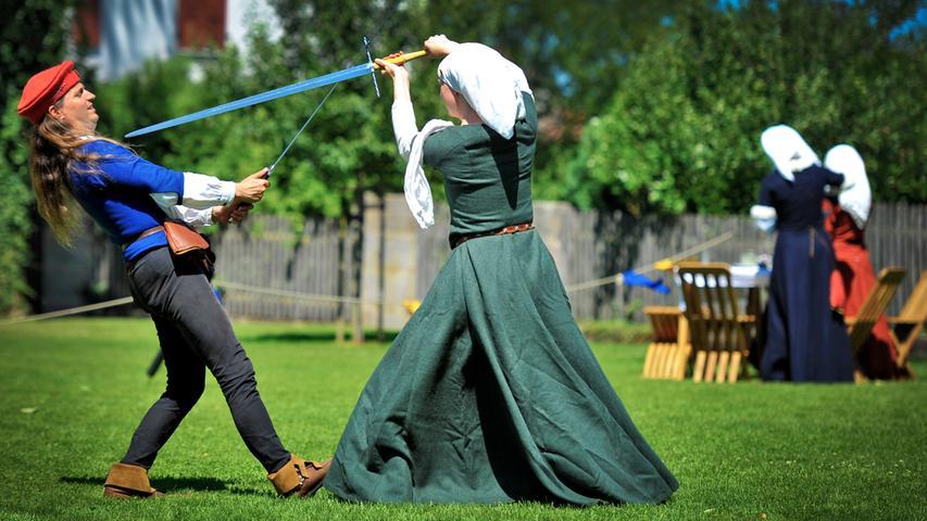 Motiv:Bürgerfest auf der Cadolzburg..Kalender..Foto:André De Geare..Datum:240617