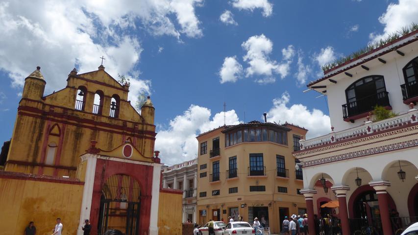 Mexiko: Nürnbergerin auf Weltreise erfüllt Kaffee-Wunsch