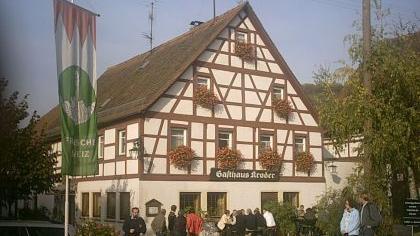 Gasthaus Kroder in Schlaifhausen