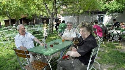 Freihardts Atzelsberger Biergarten