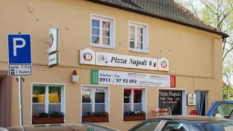 Pizza Napoli, Burgfarrnbach
