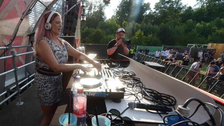 openBeatz_B_20170721_. SOUNIC.OPEN BEATZ Festival Puschendorf.ABRECHNUNG: Pauschale ( X ) / Einzeltermin ( ). RESSORT: Lokales _ ZEITUNG: NN _ Ausgabe: HER.DATUM: 21.07.2017.FOTO: Berny Meyer.MOTIV: OPEN BEATZ.