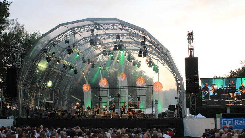 Auch das Konzert der Bayreuther Agentur