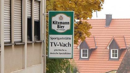 Sportgaststätte TV Vach