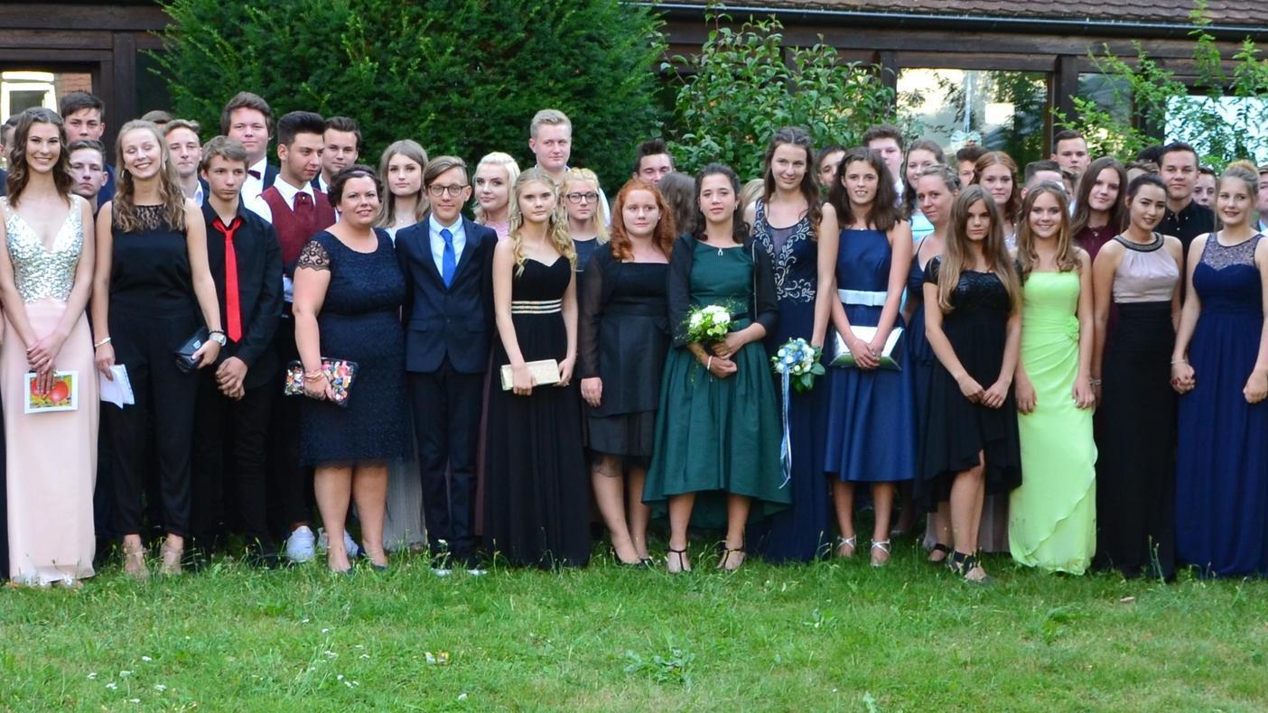 Die besten Liebfrauenhausschüler wurden bei der gelungenen Abschlussfeier mit vielen emotionalen Momenten ausgezeichnet.