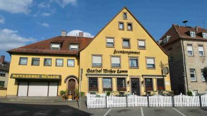 Gasthof Weißes Lamm, Kornburg