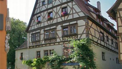 Flair-Hotel Reichsküchenmeister, Rothenburg ob der Tauber