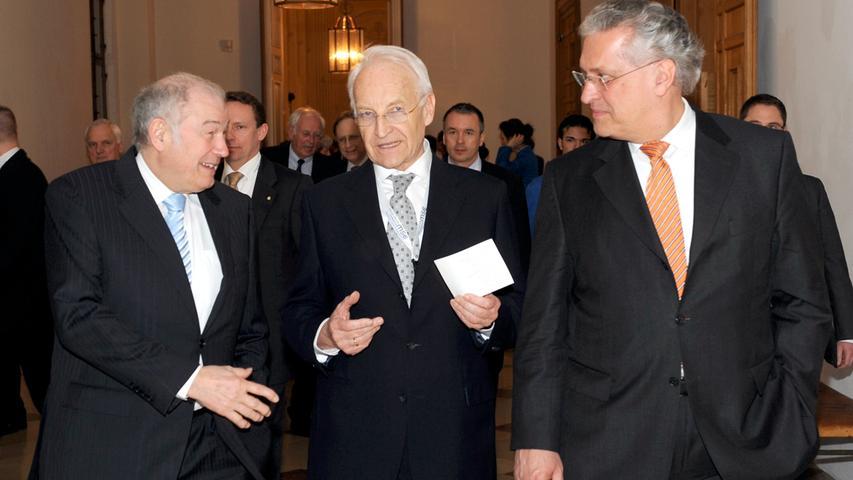 Im Jahr 2011 besuchen der frühere Ministerpräsident Günther Beckstein und Edmund Stoiber sowie der bayerische Innenminister Joachim Herrmann (alles CSU) den Empfang der 47. Sicherheitskonferenz in der Residenz. Dort trafen im Februar 2011 Mehr als 350 Teilnehmer, darunter 60 Minister und Regierungschefs zusammen.