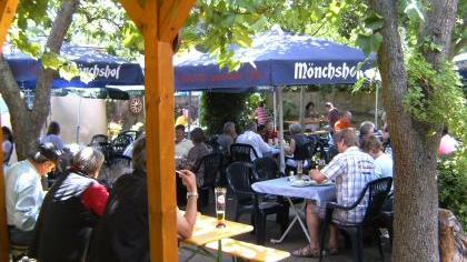Gaststätte Baggerloch, Nürnberg