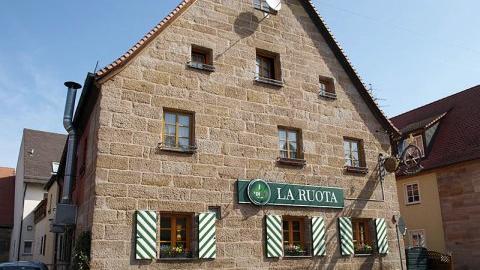 Pizzeria Trottoria La Ruota, Burgfarrnbach