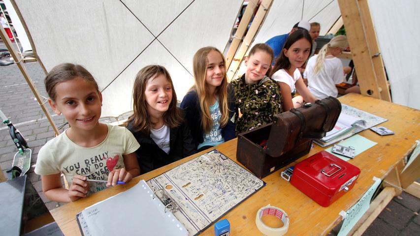 Alle Macht den Kindern - in Röttenbachs Spielstadt Röbalino