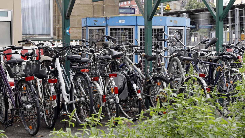 Wildwuchs in verschiedener Ausprägung beherrscht die Szene am Hauptbahnhof Fürth.