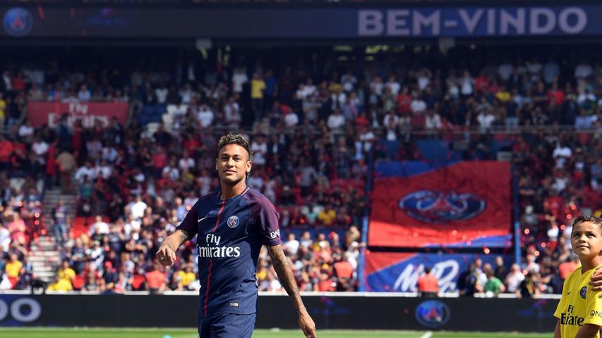 Grealish, Ronaldo, Neymar: Die teuersten Transfers aller Zeiten