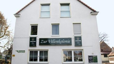 Zur Villenkolonie, Unterfürberg