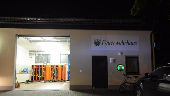 Alarm beim SV Hagenbüchach: Feuer bricht in Sportheim-Küche aus