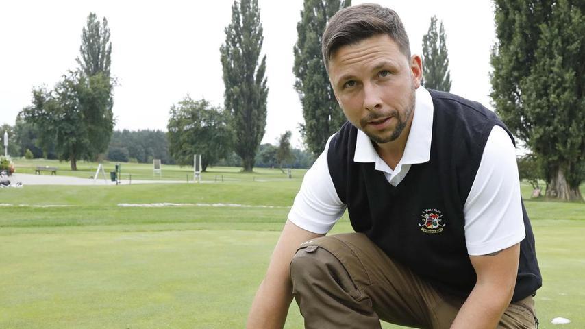 Golfplatz Fürth: Greenkeeper sagt Gift den Kampf an