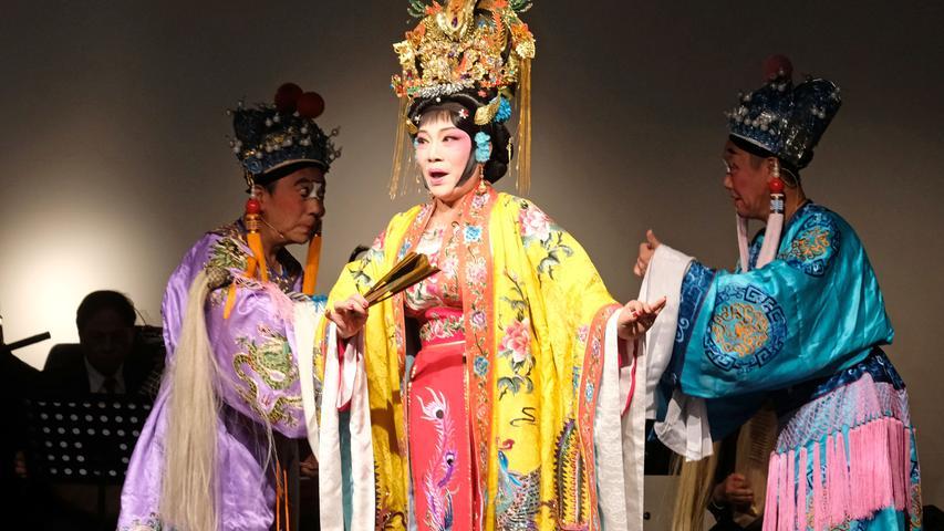 Tanz mit den Drachen: China-Oper auf dem Grenzenlos-Festival