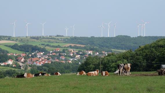 Aus für Windräder in Auernheim