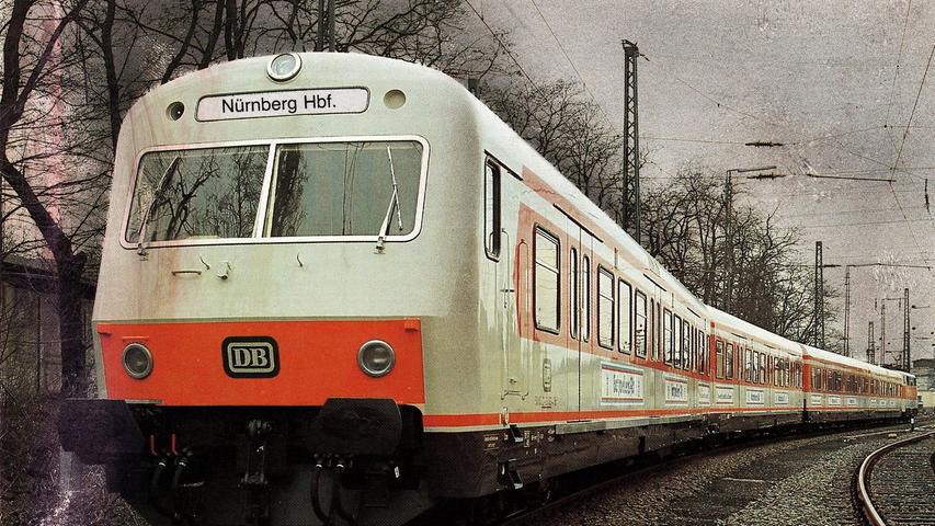 Seit 1987 unterwegs: Die Geschichte der Nürnberger S-Bahn