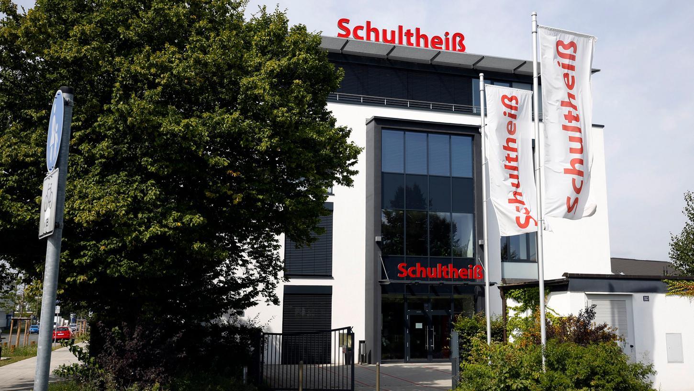 Die Schultheiß-Niederlassung an der Kilianstraße.